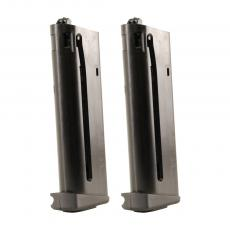 Tippmann TPX Tru-Feed 7-Round Straight Stack Magazine (2-Pack)